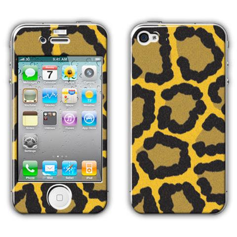 SMARTBUNNY Skins Iphone4 Spotted Ch