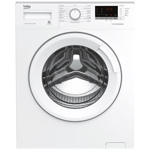 Image of Beko WTX91232WI-IT - Lavatrice 9 KG A+++ ProSmart Inverter (Bianco)