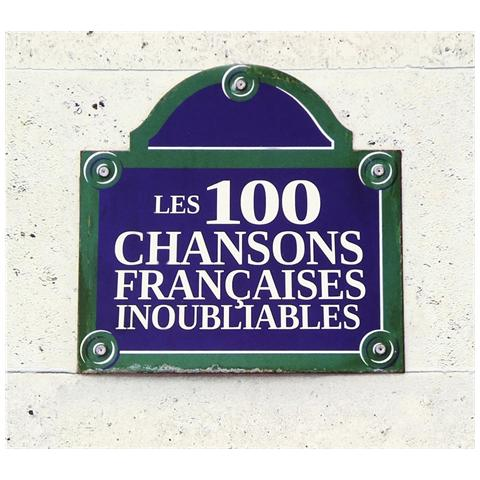 WAGRAM 100 Chansons Francaises (5 Cd)