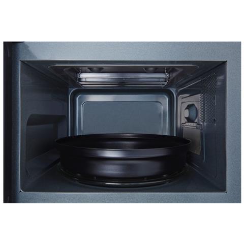 Forno a Microonde con Grill NN-GD38 Capacità 23 litri potenza 1000 Watt Colore Nero / Acciaio Inox