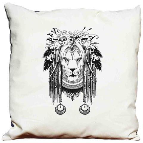 Cuscino Decorativo Leone