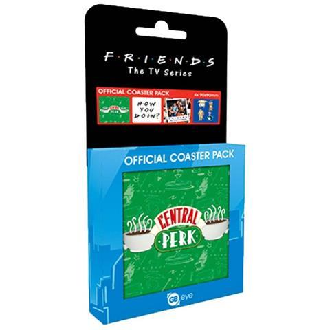 Friends - Mix (set 4 Sottobicchieri)