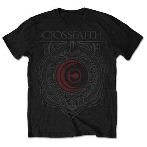 ROCK OFF Crossfaith - Ornament (T-Shirt Unisex Tg. M)