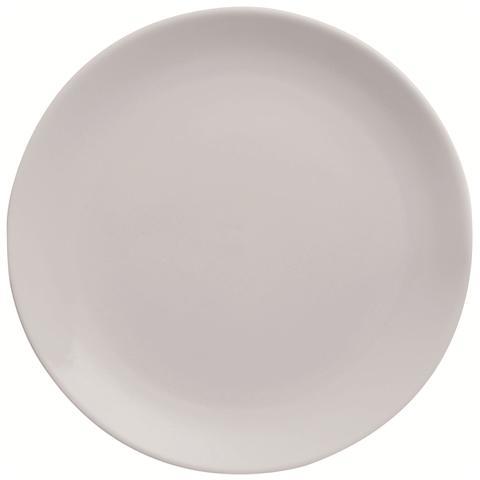 EXCELSA Piatto Frutta Bianco in Ceramica Trendy White 20,0 cm
