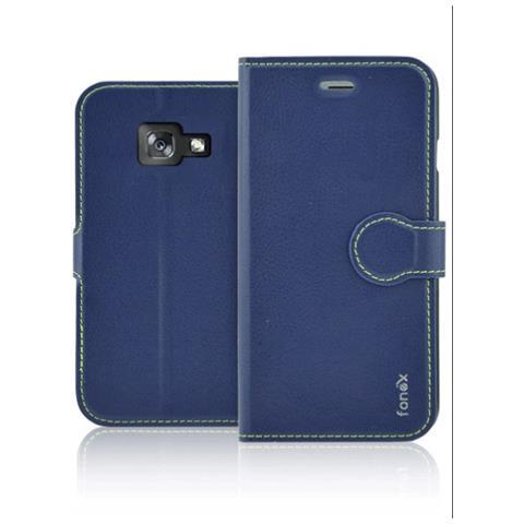 FONEX Custodia per Samsung Galaxy A5 (7) Colore Blu