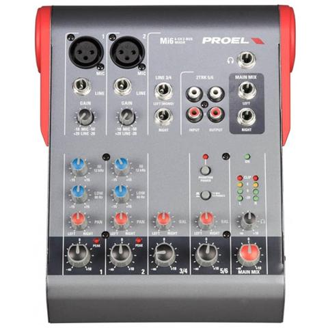 PROEL Mixer MI6