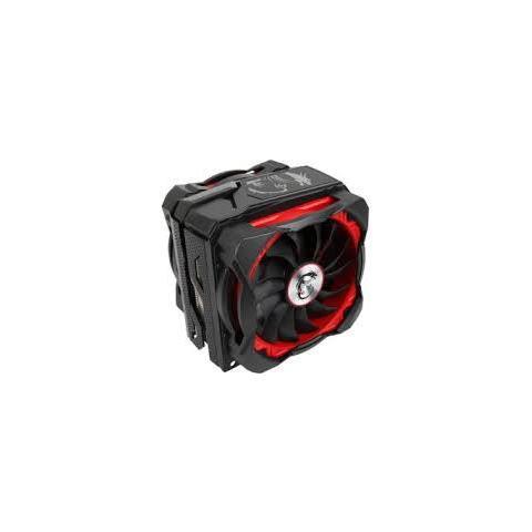 Doppio Ventilatore Core Frozr XL Universale per CPU Colore Nero / Rosso