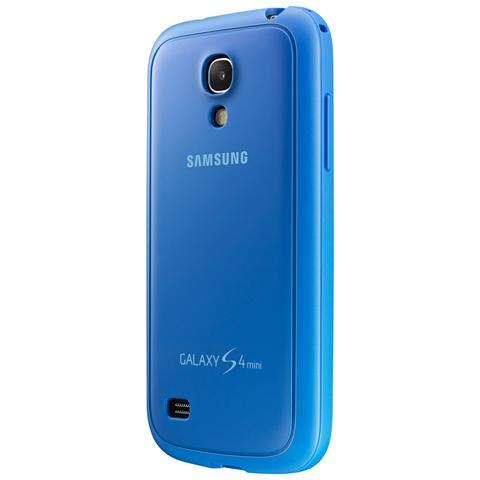 SAMSUNG Cover Protettiva Galaxy S4 Mini - Blu