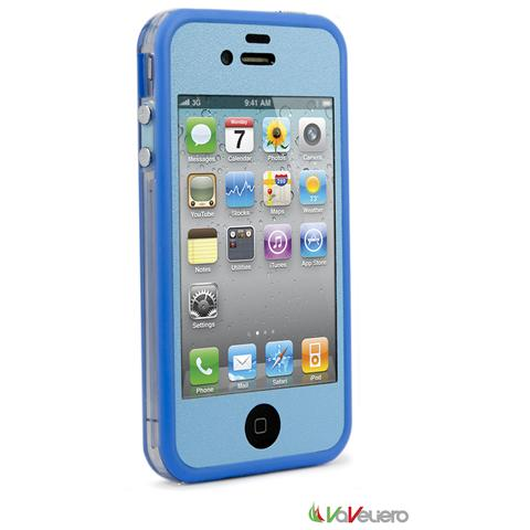 VAVELIERO Bumper for iPhone 5 - Blue