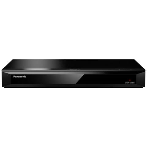 PANASONIC Lettore Blu-Ray DMP-UB400 4K Ultra HD Supporto 3D HDMI / LAN / Wi-FI