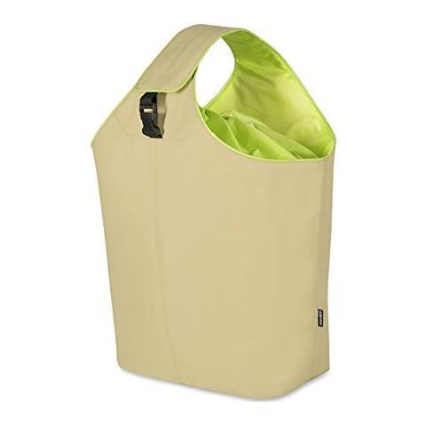 Spirella Cesto Portabiancheria Maxi Borsa Maxi Bag 40 Litri Beige - Maxi-bag 10.17867