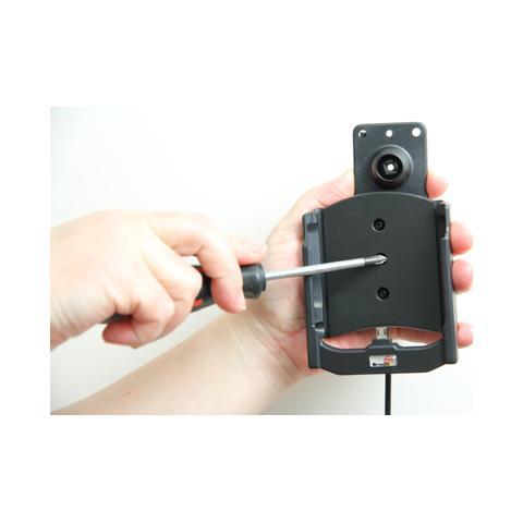 BRODIT 513711 Auto Active holder Grigio supporto per personal communication