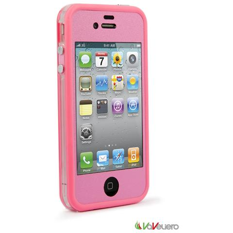 VAVELIERO Bumper for iPhone 5 - Pink