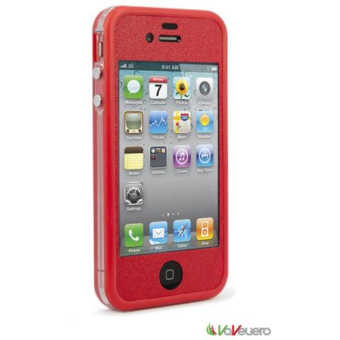 VAVELIERO Bumper for iPhone 5 - Red