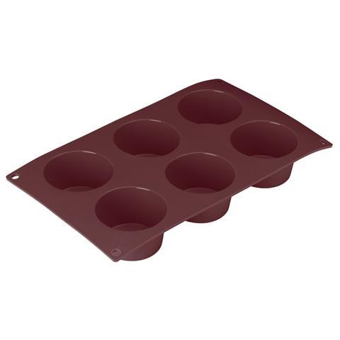 WSP008 Stampo in Silicone per Muffin Accessorio per Microonde