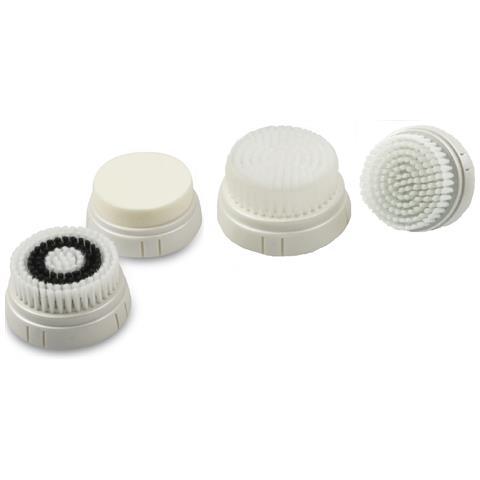 HOMEDICS FAC-501-EU Accessori di ricambio spazzole viso Fac-5