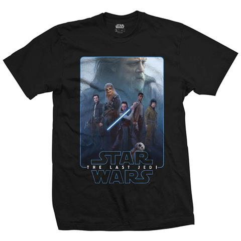 ROCK OFF Star Wars Episode Viii - The Force Composite (T-Shirt Unisex Tg. M)