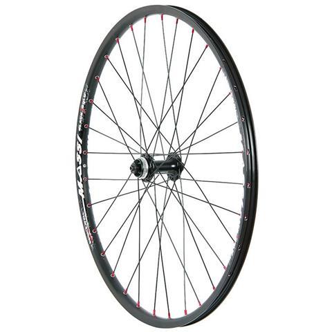 Ruote Massi Wheel Front Black Gold 2 26 Inches 32h C Lock Ruote E Copertoni 32 H Qr 9 Mm