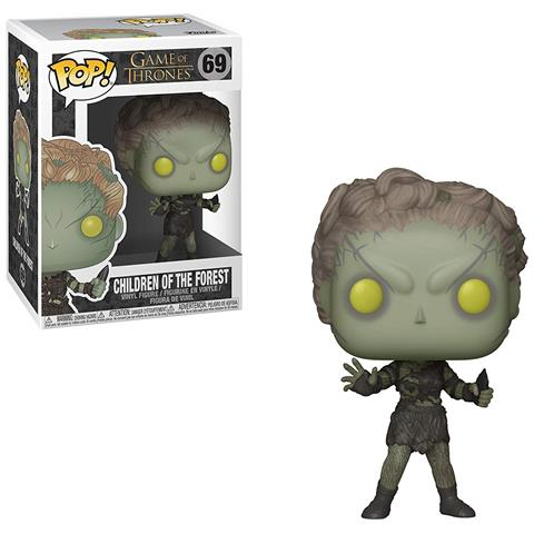 FUNKO Action Figure Funko Pop! Television - Game Of Thrones S9 - Children Of The Forest