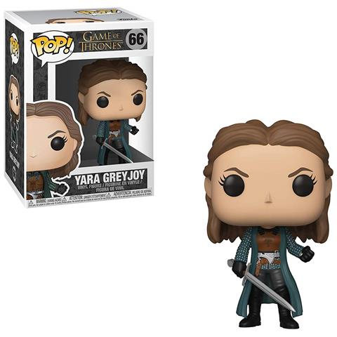 FUNKO Action Figure Funko Pop! Television - Game Of Thrones S9 - Yara Grejoy