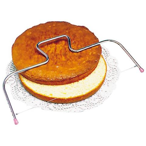 Lira Per Pan Di Spagna Inox Cromato