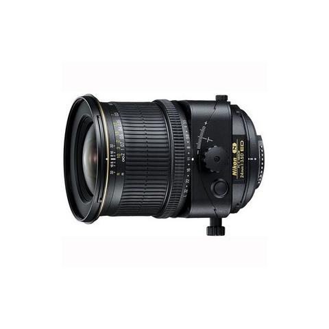 24mm f / 3.5D ED PC-E NIKKOR, 13/10, 2,4 cm, 3.5, Nero, 8,25 cm, 7,7 cm