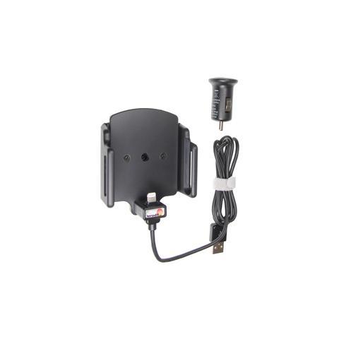 BRODIT 521502 Auto Active holder Nero supporto per personal communication
