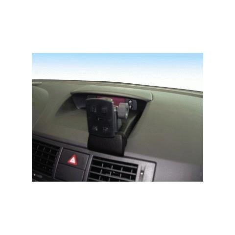 HAMA Navigation Console for Opel Meriva from 2004 Nero