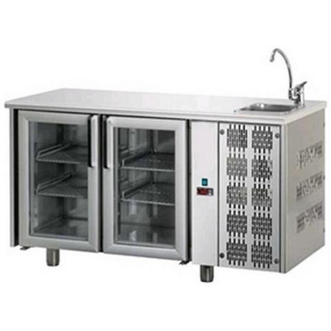 Banco Frigo Alimentare Afp / tf02midpvl In Acciaio Inox