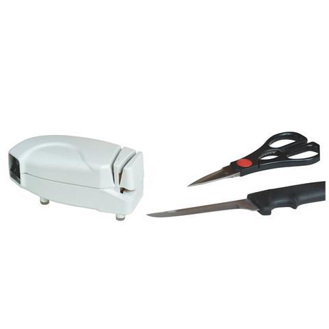 PRS35 Affilatore Elettrico Per Coltelli E Forbici