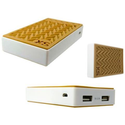 XSORIES Batterie De Secours Usb 4200 Mah Sneaker Power Bank - Snea