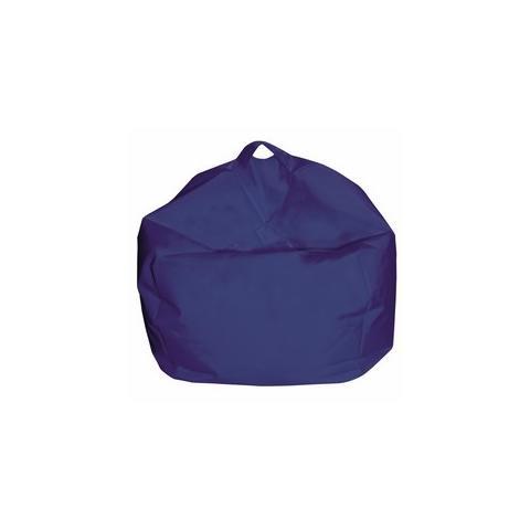 BIACCHI Pouf Arredo Modello Comodone Colore Blu