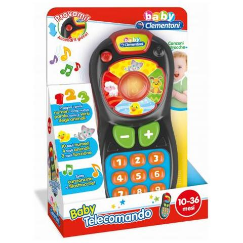 CLEMENTONI Baby Telecomando