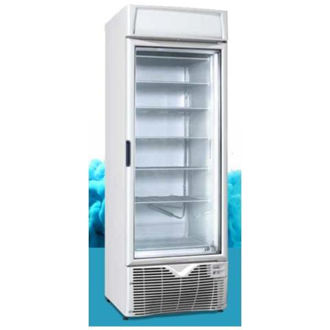 Vetrina Refrigerata Frigorifero Frigo Surgelati Cm 66x68x199 -15 -25 Rs2369
