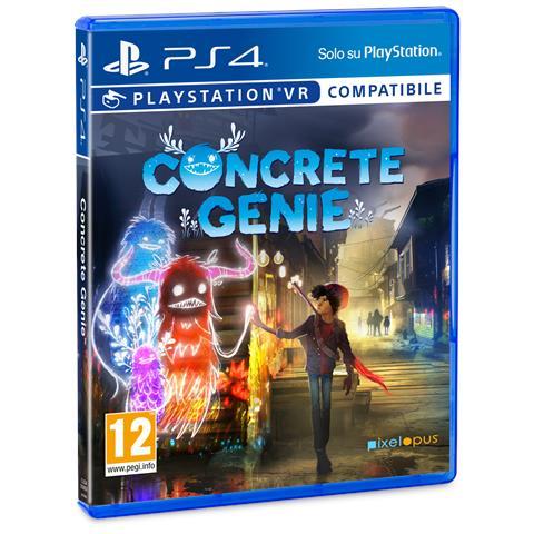 SONY PS4 - Concrete Genie