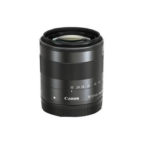Obiettivo Zoom grandangolare EF-M 18-55mm F / 3.5-5.6 IS STM