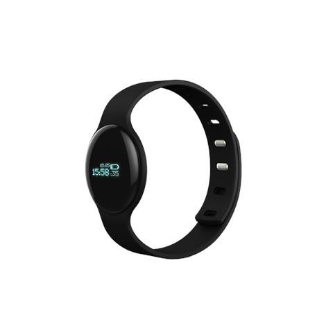 HANNSPREE SW68 Touchscreen Bluetooth Monitoraggio Distanza Percorsa + Sonno - Nero