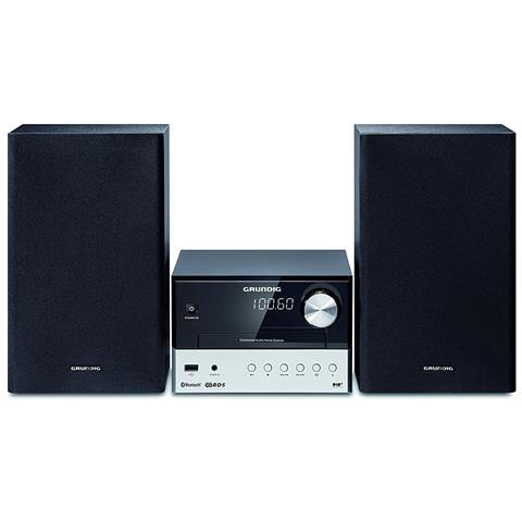 Image of CMS 1050 BT DAB+ Micro Sistema Home Audio 30W Nero / Argento