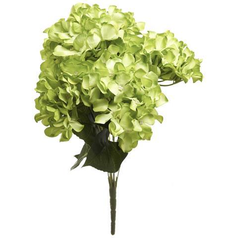 Heaven Sends Mazzolino Di Ortensia (44 X 36 X 20cm) (verde)