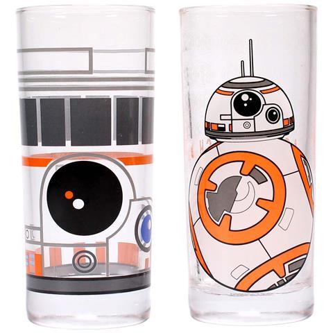 Star Wars: Bb-8 (set 2 Bicchieri)