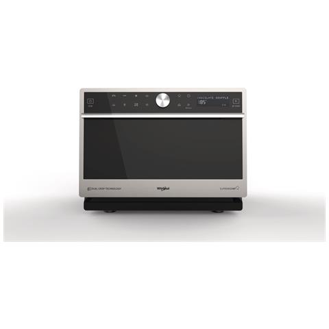 MWP 3391 SX Forno Microonde con Grill Capacità 33 Litri Potenza 1000 Watt Colore Inox