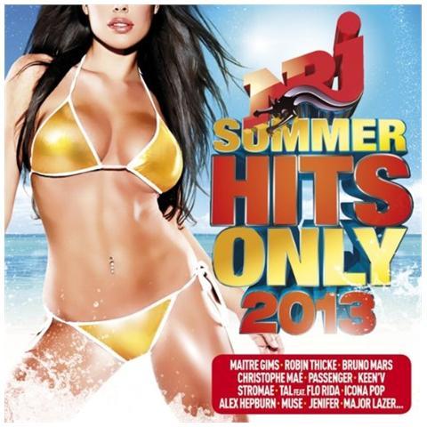 WARNER BROS Summer Hits Only 2013 (2 Cd)