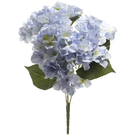 Mazzolino Di Ortensia (44 X 36 X 20cm) (blu)