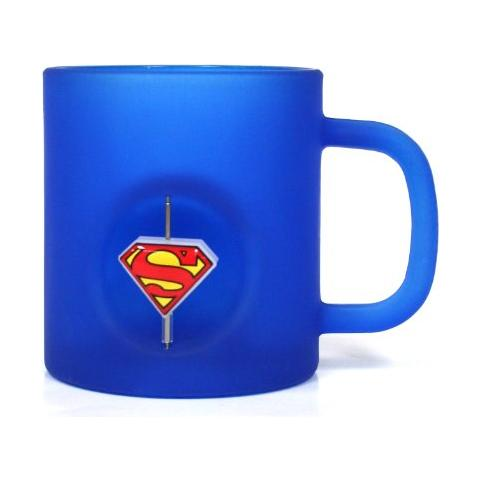 Tazza Superman Mug 3d Rotating Logo