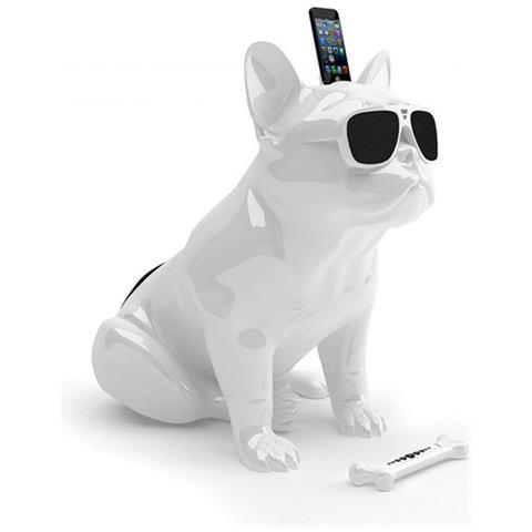 JARRE Speaker Audio AeroBull HD Potenza 120 W Wireless Bluetooth - Bianco