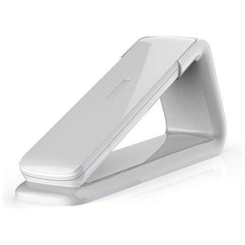 AEG Telefono Lloyd Combo 15 Dect Cordless con Vivavoce e Segreteria Colore Bianco