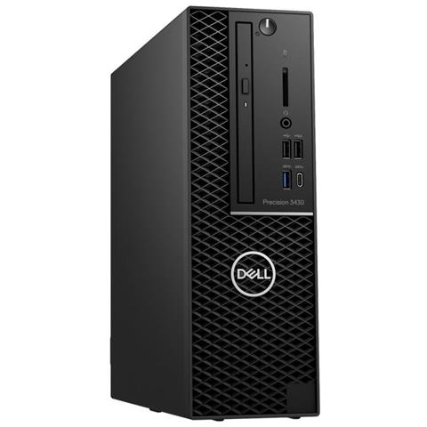 Image of Precision 3430 Intel Core i5-8500 Hexa Core 3 GHz Ram 8GB HDD 1TB DVD-RW 1xUSB 3.1 5xUSB 3.0 Windows 10 Pro