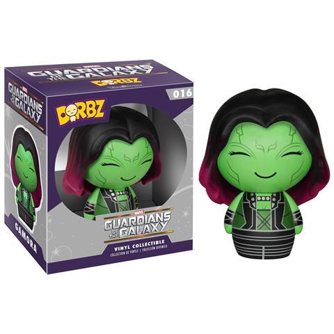 FUNKO Dorbz - Guardians Of The Galaxy - Gamora (vinyl Figure)