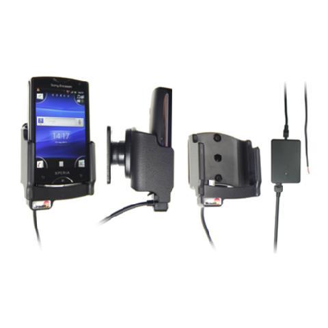 Brodit 513282 Active holder Nero supporto per personal communication