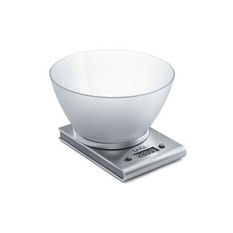 Bilancia Elettronica da Cucina con Ciotola Portata 3 Kg